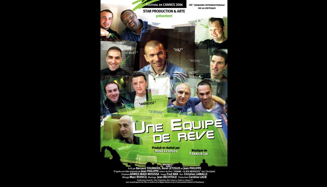 Une Equipe de Reve FR SWESUB DVBRip XviD ZLATAN preview 0